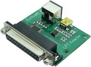 LPT-Adapter von Estlcam bei CNC-Germany